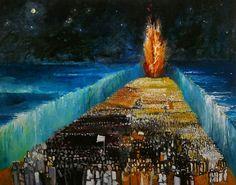 pillar of fire exodus